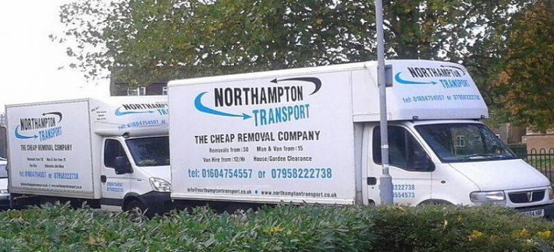 hire van in northampton